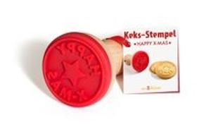 "Cover-Bild zu Keks-Stempel ""Happy X-Mas"""