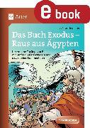 Cover-Bild zu Das Buch Exodus - Raus aus Ägypten (eBook) von Thömmes, Arthur
