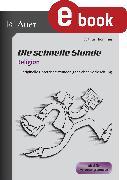 Cover-Bild zu Die schnelle Stunde Religion (eBook) von Thömmes, Arthur