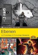 Cover-Bild zu Quedenbaum, Martin: Ebenen in Adobe Photoshop CC und Photoshop Elements - Gewusst wie (eBook)