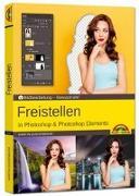 Cover-Bild zu Quedenbaum, Martin: Freistellen mit Adobe Photoshop CC und Photoshop Elements - Gewusst wie