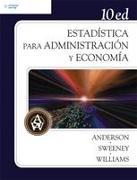 Cover-Bild zu Estadistica para administracion y economia, 10a. Ed