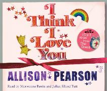 Cover-Bild zu I Think I Love You