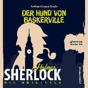 Cover-Bild zu Die Originale: Der Hund von Baskerville (Ungekürzt) (Audio Download) von Doyle, Sir Arthur Conan