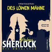 Cover-Bild zu Die Originale: Des Löwen Mähne (Ungekürzt) (Audio Download) von Doyle, Sir Arthur Conan