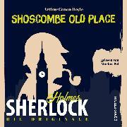 Cover-Bild zu Die Originale: Shoscombe Old Place (Ungekürzt) (Audio Download) von Doyle, Sir Arthur Conan