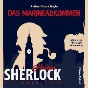 Cover-Bild zu Die Originale: Das Marineabkommen (Ungekürzt) (Audio Download) von Doyle, Sir Arthur Conan