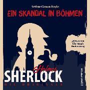 Cover-Bild zu Die Originale: Ein Skandal in Böhmen (Ungekürzt) (Audio Download) von Doyle, Sir Arthur Conan