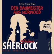 Cover-Bild zu Die Originale: Der Baumeister aus Norwood (Ungekürzt) (Audio Download) von Doyle, Sir Arthur Conan