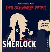 Cover-Bild zu Die Originale: Der schwarze Peter (Ungekürzt) (Audio Download) von Doyle, Sir Arthur Conan