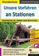 Cover-Bild zu Unsere Vorfahren an Stationen von Kohl-Verlag, Autorenteam
