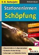 Cover-Bild zu Kohls Stationenlernen Schöpfung / Sekundarstufe von Kraus, Stefanie