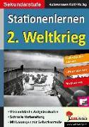 Cover-Bild zu Kohls Stationenlernen 2. Weltkrieg