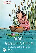 Cover-Bild zu Steinkühler, Martina: Bibelgeschichten für kleine Leute