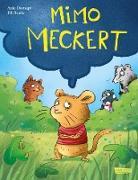 Cover-Bild zu Dörrzapf, Anke: Mimo meckert (eBook)