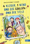 Cover-Bild zu Stohner, Anu: 4 Kinder, 1 Hund und die coolste Oma der Welt