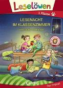 Cover-Bild zu Taube, Anna: Leselöwen 1. Klasse - Lesenacht im Klassenzimmer