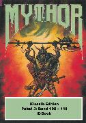 Cover-Bild zu Mythor-Paket 3 (eBook) von Terrid, Peter