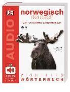 Cover-Bild zu Visuelles Wörterbuch Norwegisch Deutsch