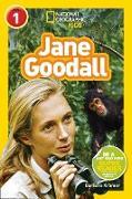 Cover-Bild zu National Geographic Reader: Jane Goodall (L1) (National Geographic Readers) (eBook)