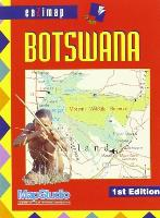 Cover-Bild zu Botswana. . Eazi- and Pocket Map. 1:2'550'000