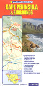 Cover-Bild zu Cape Peninsula and Surrounds. Leisure and Tourist Map. 1:325'000