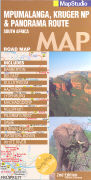 Cover-Bild zu Mpumalanga, Kruger National Park & Panorama Route