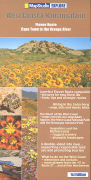 Cover-Bild zu West Coast and Namaqualand. Explorer's Map