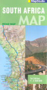 Cover-Bild zu South Africa. Tourist Map. 1:2'400'000