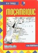 Cover-Bild zu Mosambique. . Eazi- and Pocket Map. 1:2'900'000