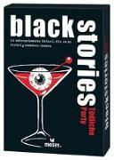 Cover-Bild zu Berger, Nicola: black stories Tödliche Party