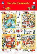 Cover-Bild zu Mein Lernposter: VE 5 Bei der Feuerwehr