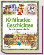 Cover-Bild zu 10-Minuten-Geschichten
