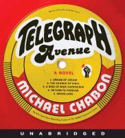 Cover-Bild zu Telegraph Avenue