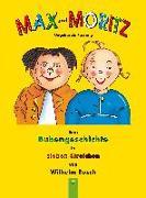 Cover-Bild zu Max und Moritz (ungekürzte Fassung) von Busch, Wilhelm