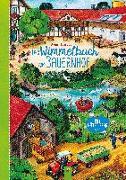 Cover-Bild zu Das Wimmelbuch vom Bauernhof von Suess, Anne (Illustr.)