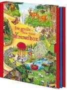 Cover-Bild zu Die große Anne Suess Wimmelbox von Schwager & Steinlein Verlag