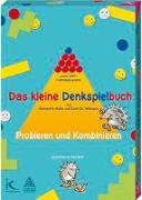 Cover-Bild zu Das kleine Denkspielbuch von Müller, Gerhard N.