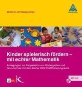 Cover-Bild zu Kinder spielerisch fördern - mit echter Mathematik von Wittmann, Erich Ch. (Hrsg.)