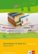 Cover-Bild zu Bd. 1/2: Sachrechnen im Kopf 1/2 - Sachrechnen im Kopf von Wittmann, Erich Ch