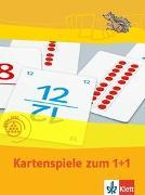 Cover-Bild zu Schweizer Zahlenbuch 1 / Kartenspiele zum Einspluseins von Müller, Gerhard N