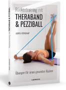 Cover-Bild zu Röwekamp, Andrea: Rückentraining mit Theraband und Pezziball