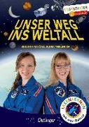 Cover-Bild zu Unser Weg ins Weltall von Thiele-Eich, Insa