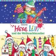 Cover-Bild zu Knister: Hexe Lilli 22 und der Weihnachtszauber