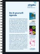 Cover-Bild zu Do it yourself A6 Daily schwarz/weiss 2014/2015