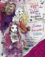 Cover-Bild zu Ever After High - Royal oder Rebel. Mein geheimes Skizzenbuch