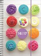 Cover-Bild zu Emotions daily A6 Sweets 2016/2017