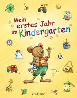 Cover-Bild zu Mein erstes Jahr im Kindergarten