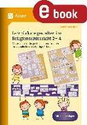 Cover-Bild zu Lernplakate gestalten im Religionsunterricht 2-4 (eBook) von Knipp, Martina
