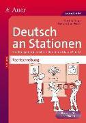 Cover-Bild zu Rechtschreibung an Stationen 3-4 von Knipp, Martina